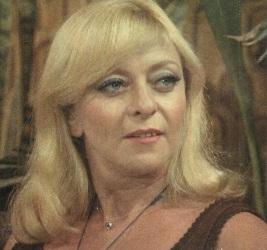 27 de Maio - 2009 — Leina Krespi, atriz brasileira (n. 1938).