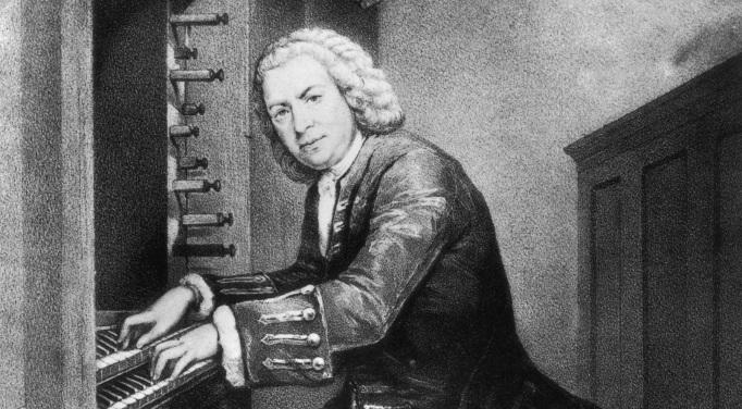 21 de Março - Johann Sebastian Bach - cantor, compositor, cravista, pianista, maestro, organista, professor, violinista e violista alemão