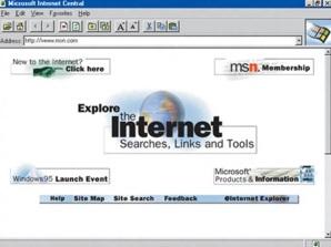 1 de Maio - 1995 – No Brasil, começou a ser oferecida a conexão comercial à Internet (rede mundial de computadores).