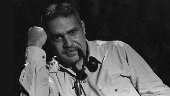 25 de Abril - 1924 — Paulo Vanzolini, compositor e zoólogo paulistano (m. 2013).