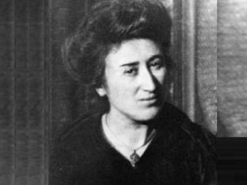 Rosa Luxemburgo, filósofa, marxista, economista, política, líder, 7