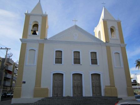 21 de Setembro – Matriz – Igreja Nossa Senhora Rainha dos Anjos — Petrolina (PE) — 122 Anos em 2017.