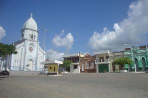 2 de Maio - Umbuzeiro (PB) - Centro - Igreja.