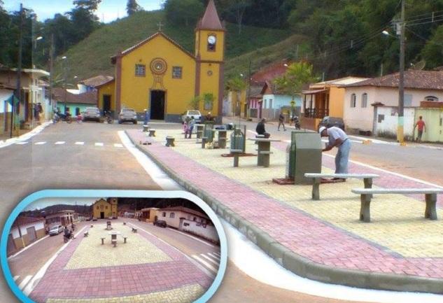 18 de Agosto – Praça João Maurício — 64 Anos em 2017.