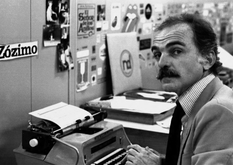 28 de Maio - 1941 — Zózimo Barrozo do Amaral, jornalista brasileiro (m. 1997).