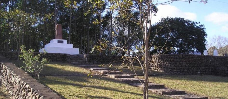 12 de Maio - Monumento ao Imigrante - Paraíso do Sul - Rio Grande do Sul.