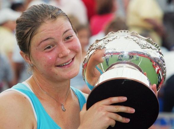 27 de Abril - 1986 – Dinara Safina, tenista russa.