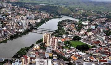 29 de Setembro – Foto aérea da cidade — Resende (RJ) — 216 Anos em 2017.