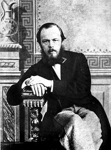 Dostoiévski em 1863