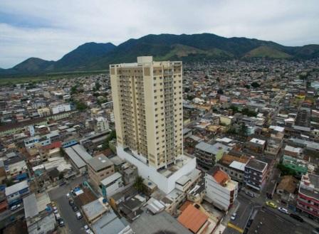 21 de Agosto — Vista panorâmica da cidade — Nilópolis (RJ) — 70 Anos em 2017.