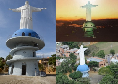 22 de Agosto — Monumento do Cristo Redentor — Colatina (ES) — 96 Anos em 2017.