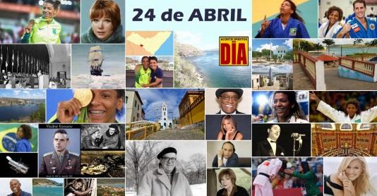 Poster do Dia - 24 de Abril