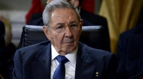3 de junho - Raúl Castro, presidente de Cuba