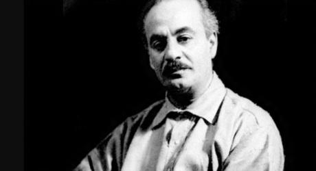 10 de Abril - 1931 — Khalil Gibran, ensaísta e filósofo libanês (n. 1883).