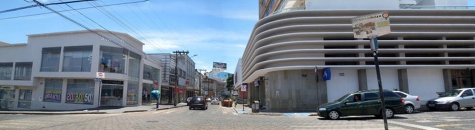 28 de Agosto — Ruas da cidade — Araguari (MG) — 129 Anos em 2017.