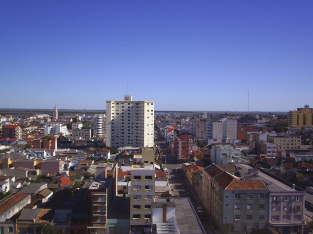 7 de Julho – Centro da cidade — Pelotas (RS) — 205 Anos em 2017.