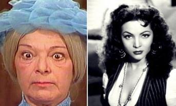 9 de Julho – 1922 – Angelines Fernández, atriz espanhola radicada no México (a Doña Clotilde do seriado Chaves - A Bruxa do 71) (m. 1994).