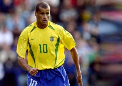 19 de Abril - 1972 - Rivaldo, futebolista brasileiro.