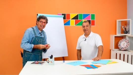 30 de Maio - 1947 – Daniel Azulay, artista plástico, educador, desenhista, compositor e autor de livros - Turma do Lambe-lambe - Desenhando passo-a-passo.