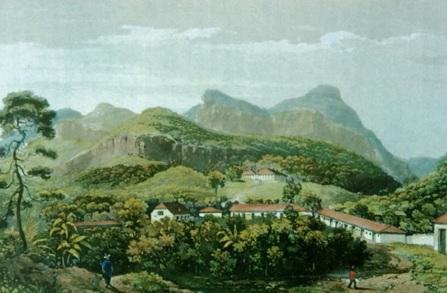16 de Maio - Nova Friburgo (RJ) – Nova Friburgo durante sua colonização suíça e alemã, 1820-1830.