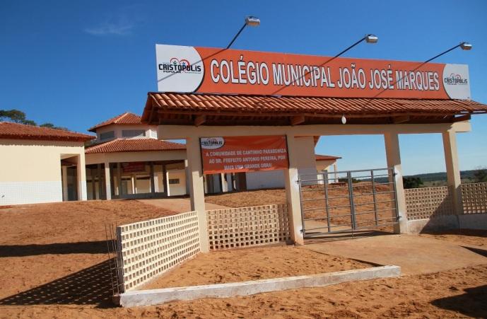 19 de Julho - Colégio Municipal — Cristópolis (BA) — 55 Anos em 2017.
