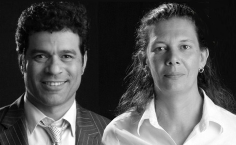 14 de Agosto – Ana Moser - 1968 – 49 Anos em 2017 - Acontecimentos do Dia - Foto 10 - Raí e Ana Moser.