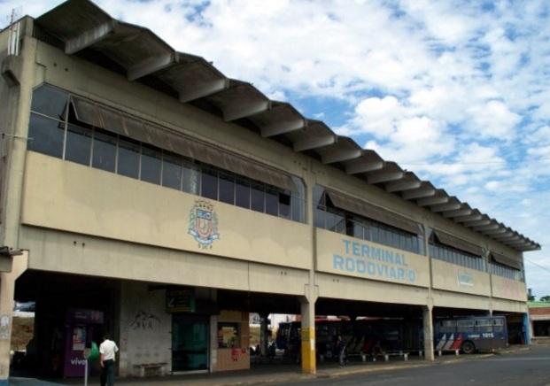 26 de Julho - Terminal Rodoviário - Sumaré (SP) — 149 Anos em 2017.