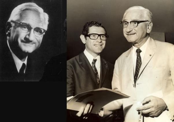 26 de Agosto — Albert Sabin - 1906 – 111 Anos em 2017 - Acontecimentos do Dia - Foto 13 - Com Arnaldo Niskier.
