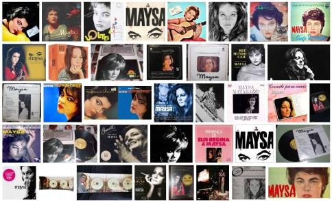 6 de Junho - Maysa - Discografia.