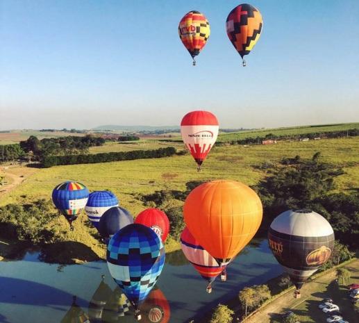 6 de Setembro – Balonismo — Boituva (SP) — 80 Anos em 2017.