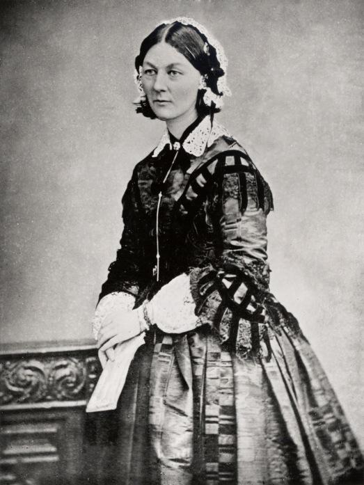 12 de maio - Florence Nightingale