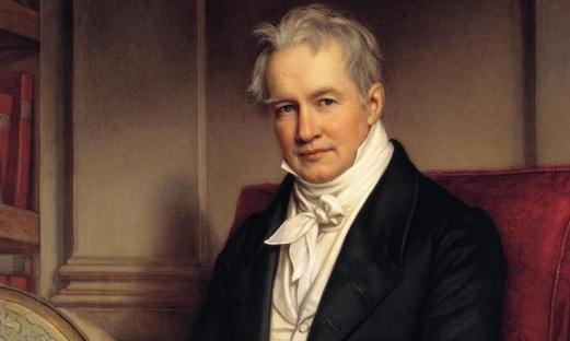 14 de Setembro – 1769 — Alexander von Humboldt, naturalista alemão (m. 1859).