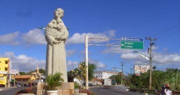 17 de Agosto – Monumento do Jesuíta — Barbalha (CE) — 171 Anos em 2017.