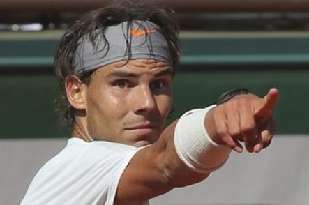 3 de junho - Rafael Nadal, tenista espanhol