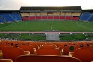 8 de Setembro – Vista interna do Estádio Castelão — São Luís (MA) — 405 Anos em 2017.