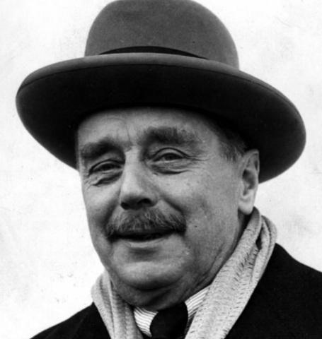 21 de Setembro – 1866 – H. G. Wells, escritor inglês de ficção científica (m. 1946).