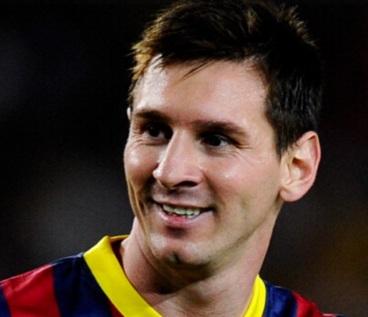 24 de Junho - Messi em close up.