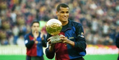 19 de Abril - 1972 - Nasce Rivaldo - futebolista brasileiro.