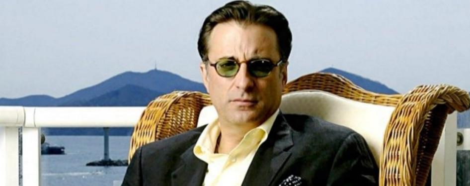12 de Abril - 1956 — Andy García, ator cubano.