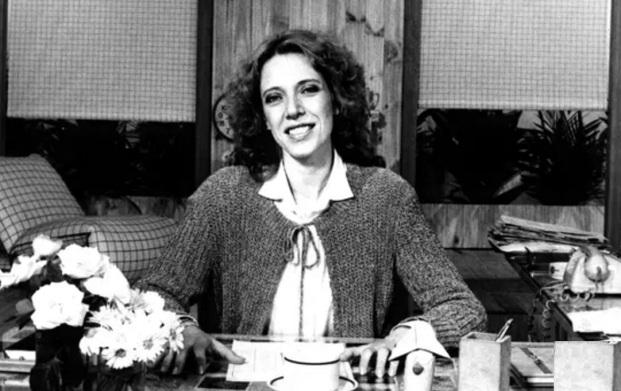 31 de Maio - 1948 - Marília Gabriela - jornalista, atriz, apresentadora de televisão brasileira, jovem, na TV Mulher, Globo.