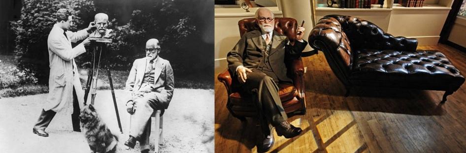 6 de maio - Sigmund Freud - fundador da psicanálise.