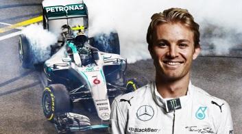 27 de Junho - 1985 – Nico Rosberg, piloto alemão de Fórmula 1.