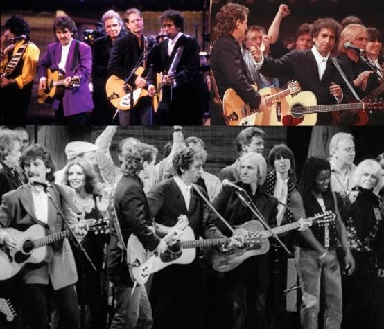 24 de Maio - Tributo a Bob Dylan, em 1992, com a participação de vários artistas. Eric Clapton, George Harrison, Stevie Wonder, Neil Young, Willie Nelson, Lou Reed, Eddie Vedder entre