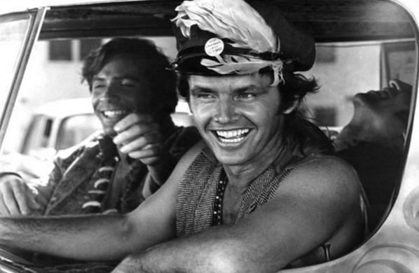 22 de Abril de 1937 - Jack Nicholson, ator estadunidense.