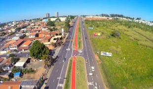 24 de Maio - Corredor Metropolitano na Avenida Ampélio Gazzetta - Nova Odessa (SP) 112 Anos.