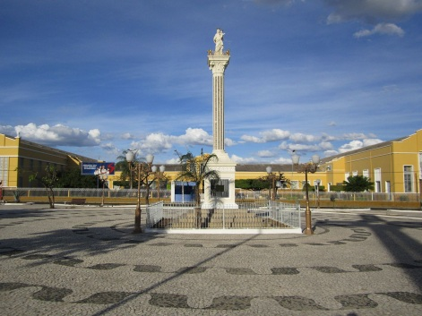 21 de Setembro – Praça Maria Auxiliadora e Colégio Nossa Senhora Auxiliadora — Petrolina (PE) — 122 Anos em 2017.