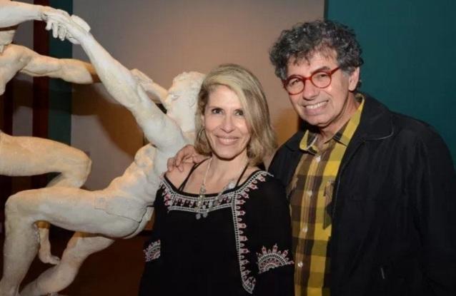 30 de Maio - Daniel e Beth Azulay, em exposição.