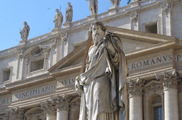 29 de Junho – 67 — Paulo de Tarso (São Paulo), um dos maiores defensores do cristianismo primitivo e um dos autores do Novo Testamento.