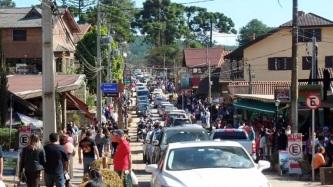 20 de Julho - Vila Monte Verde — Camanducaia (MG) — 149 Anos em 2017.