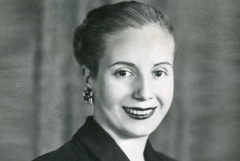 7 de Maio - 1919 – Eva Perón, Evita.